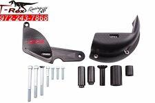 T-Rex Racing 2011-2014 Ducati 1199 Panigale Clutch Cover Frame Sliders No Cut