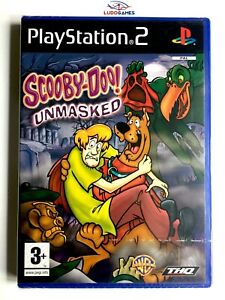 Scooby-Doo-Unmasked-PS2-Neuf-Scelle-Videojuego-Retro-Scelle-Produit-Nouveau-Spa