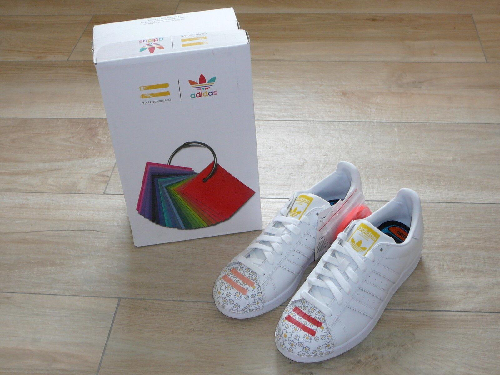 adidas Superstar Originals Pharrell Williams Sneaker S83368