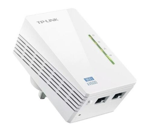 1 of 1 - TP-Link TL-WPA4220 v1.2 WiFi Powerline Unit