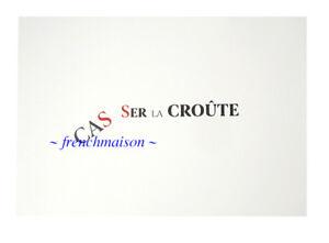 POILANE-Most-Famous-Paris-Bread-French-Art-Postcard-New-Unused-Cas-Ser-La-Croute