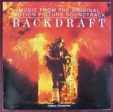Backdraft 33 tours Robert de Niro Hans Zimmer 1991 Folon