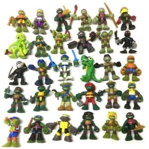 random-Lot-5PCS-TMNT-Half-Shell-Heroes-Teenage-Mutant-Ninja-Turtle-kid-toy-gift