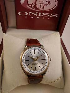 Vintage-Sulina-De-Luxe-21-1960s-Antimagnetic-Waterproof-Manual-Wind-Watch