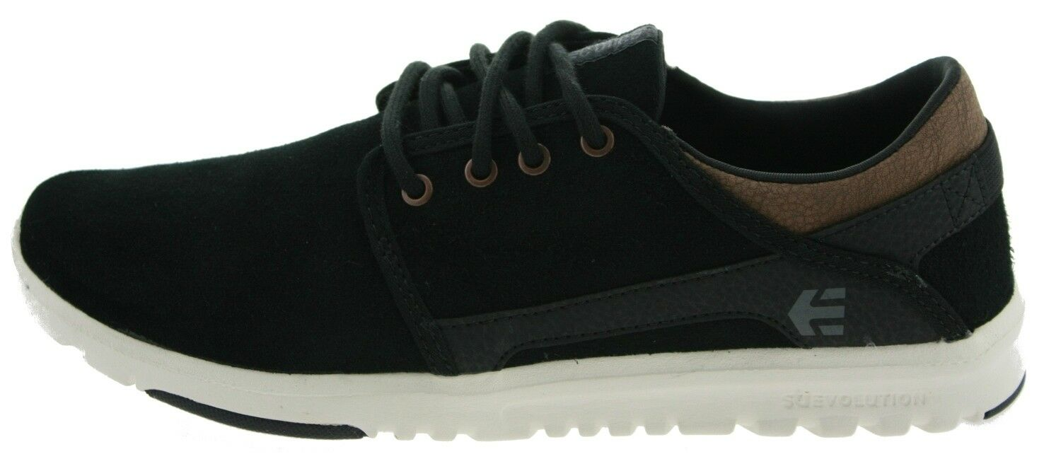 105246-1594 Etnies BROWN SCOUT Sneaker Wildleder BLACK BROWN Etnies EUR 41 6246ca