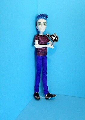 Monster High Student Disembody Council Slo Mo Mortavich Doll New Loose
