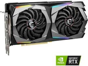 MSI-GeForce-RTX-2060-DirectX-12-RTX-2060-GAMING-Z-6G-6GB-192-Bit-GDDR6-PCI-Expre