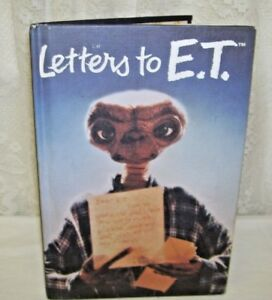 1983-Book-Letters-to-E-T-Introduction-by-Steven-Spieberg