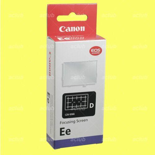 Genuine Canon Ee-d pantalla de enfoque EED para EOS 5D