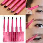 1Pcs Makeup Waterproof Eyebrow Pencil Liner Eye Brow Powder Cosmetic Beauty Tool
