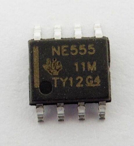 Programmable NE555 Precision Timer Puce SOP-8 IC Single Precision Timer SMD