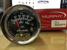 MURPHY EG21 EGS21 100PSI OIL PRESSURE GAUGE ASSEMBLY SUPERPAC SP209861 SP 209861