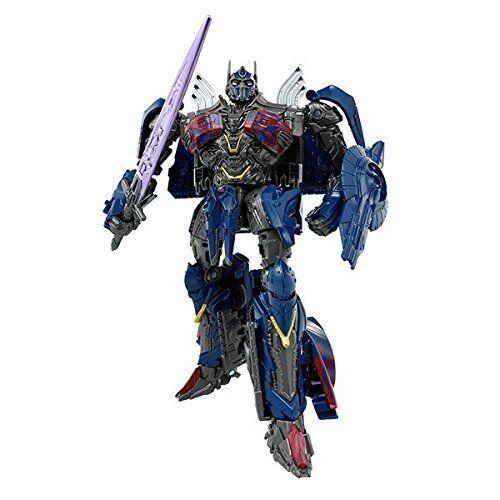 Die transformatoren der letzte ritter tlk-ex dunkle optimus prime - klasse in japan.