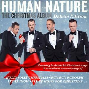 Human-Nature-The-Christmas-Album-Deluxe-Edition-CD-NEW