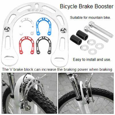 New MTB Bicycle Bike V-Brake Cantilever Alloy Brake Booster Blue