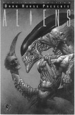 Dark Horse Presents: Aliens (one-shot, limited platinum edition) (USA)