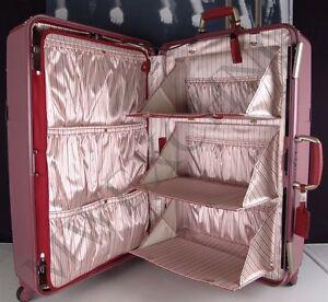 """bc34d1bc54 Pink Samsonite Black Label Hardside REAL Trunk 32"""" Suitcase Spinner ..."""