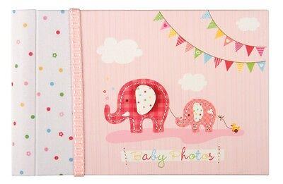Baby Girl Small Photo Album - Jumbo Joy