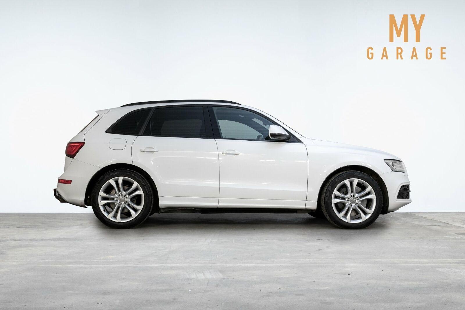 Audi SQ5 3,0 TDi 313 quattro Tiptr. 5d - 2.595 kr.