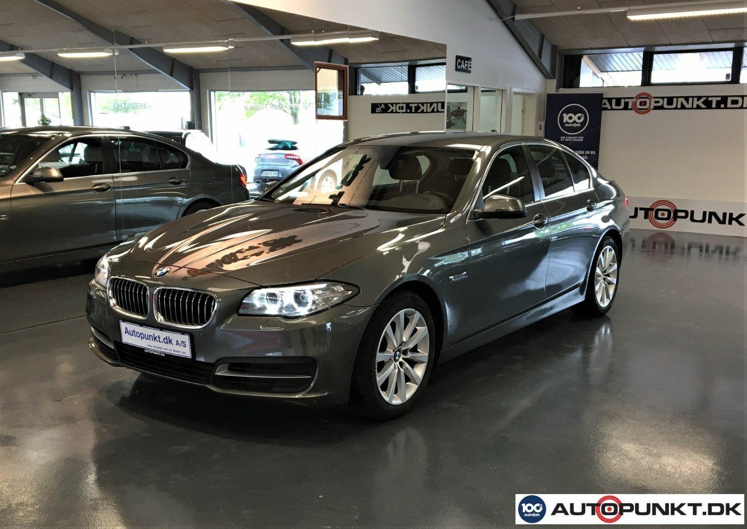 BMW 530d 3,0 aut. 4d - 479.700 kr.