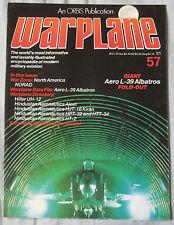 Warplane magazine Issue 57 Aero L-39 Albatros Cutaway drawing & Poster