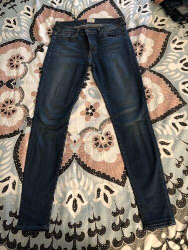 donna nico Rise Hudson Mid Super 26 Jeans Skinny taglia RndxaOF