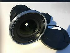 NEW Carl Zeiss 21MM F/2.8 ZE DISTAGON T* For CANON EF MOUNT