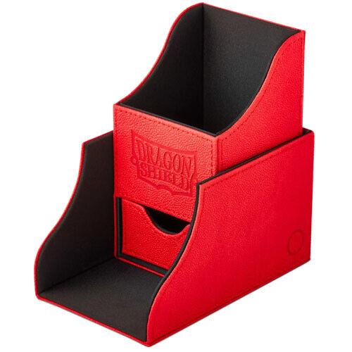 Dragon Shield Nest+ 100: Red & Black