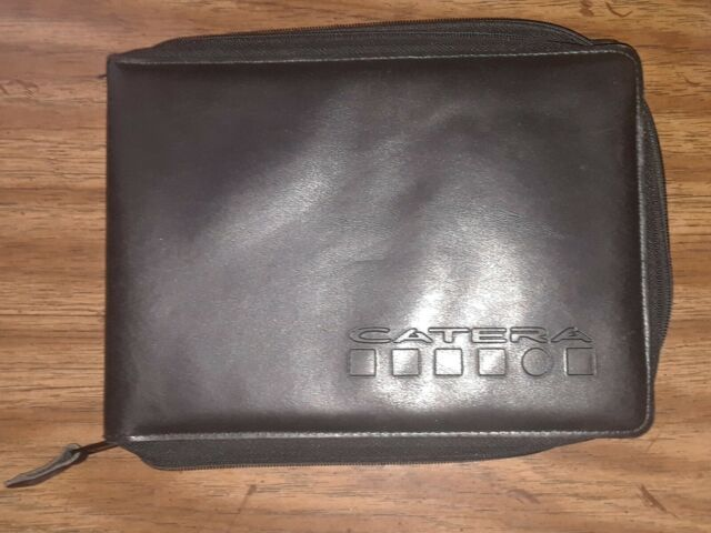 1995 1996 1997 1998 1999 2000 2001 Cadillac Catera Zippered Owners Manual Case