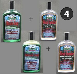 PIC-4-MIRACLE-II-22oz-NEUTRALIZER-22oz-SOAPS-CHEMICAL-FREE-pH-BAL-FREE-SHIP