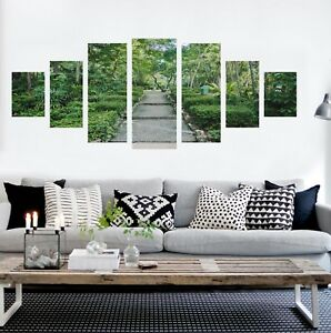 3D-Grass-Plant-Trees-Sunny-127-Unframed-Print-Wall-Paper-Deco-Indoor-AJ-Summer