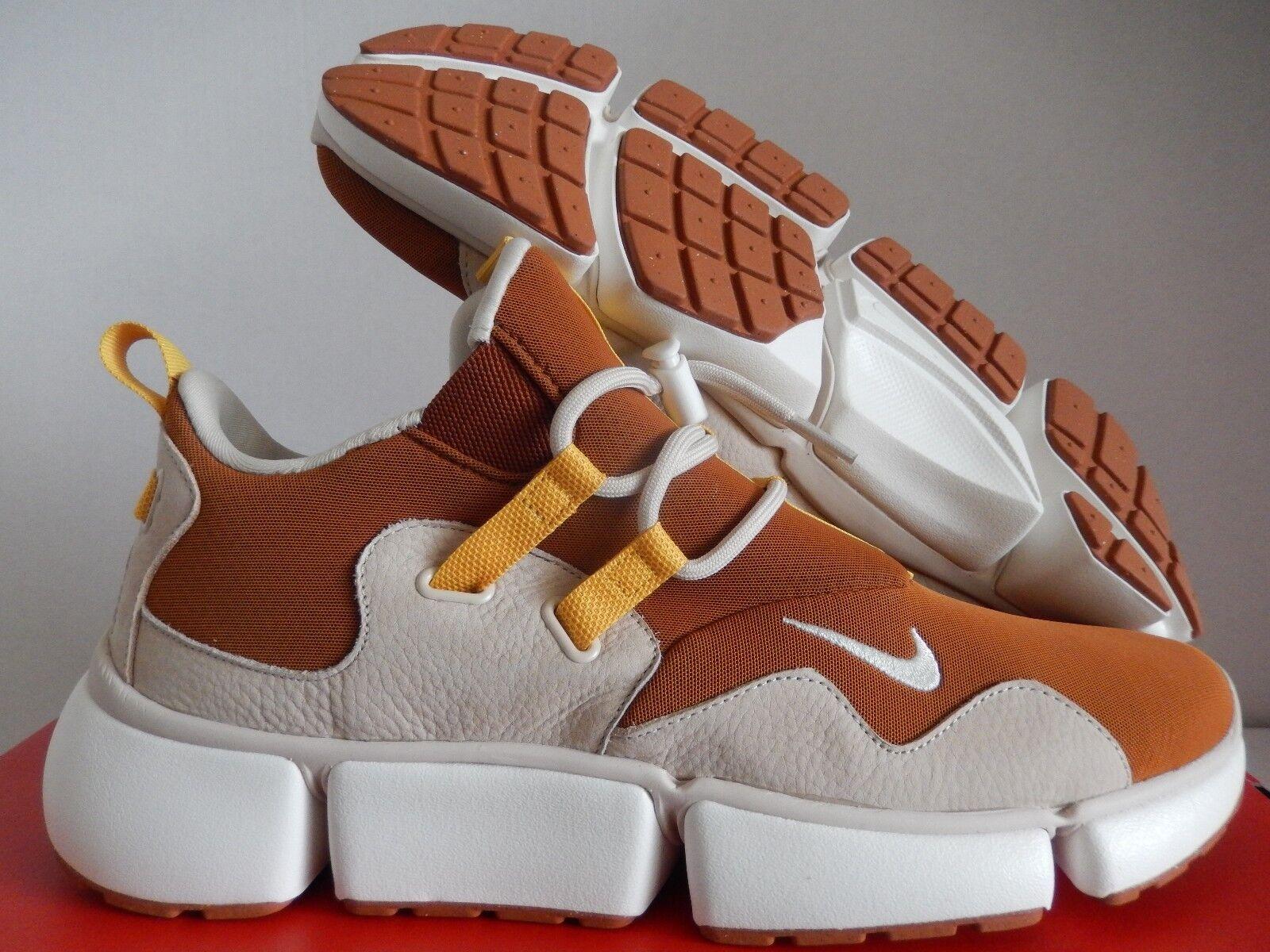 Nike nikelab coltellino dm 13 tawny brown-sail-mineral oro sz 13 dm [910571-200] 430731