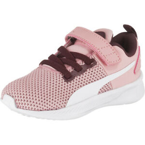 Details about Puma Flyer Runner V Inf Sneakers Trainers Girl Pink Flyer Gr.26 +27