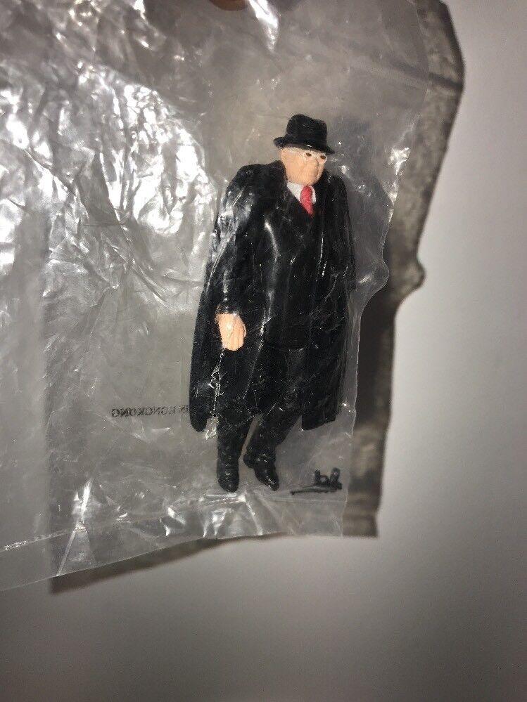 Indiana Jones Toht Figure MOC Kenner Raiders of the Lost Ark 1982  Mail Away Bag