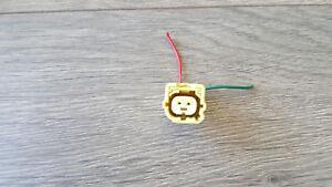 Toyota Camry rear right side crash sensor 89831-06020 connector 11856 oem c37
