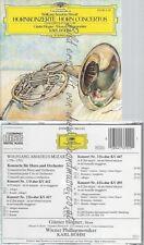 CD-- WIENER PHILHARMONIKER & KARL BÖHM--MOZART: HORN CONCERTOS