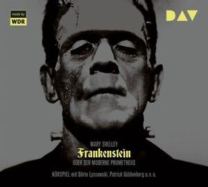 FRANKENSTEIN-ODER-DER-MODERNE-PROMETHEUS-SHELLEY-MARY-CD-NEW