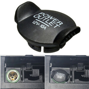 New-Car-Power-Socket-Lighter-Cigarette-Outlet-Cover-For-Ford-Focus-Fiesta-Mondeo
