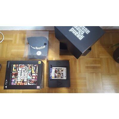 GTA V GTA 5 Collector's Edition PS3
