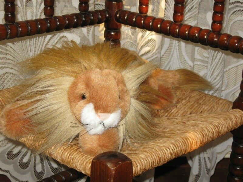Commonweath Holland Soft Lion Plush 30CM 1993