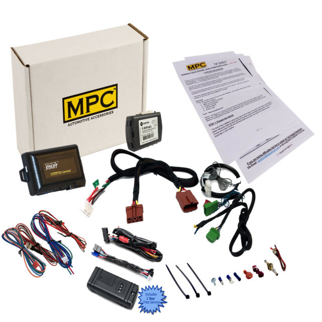 Smartphone/OEM Remote Activated Remote Start Kit For 2011
