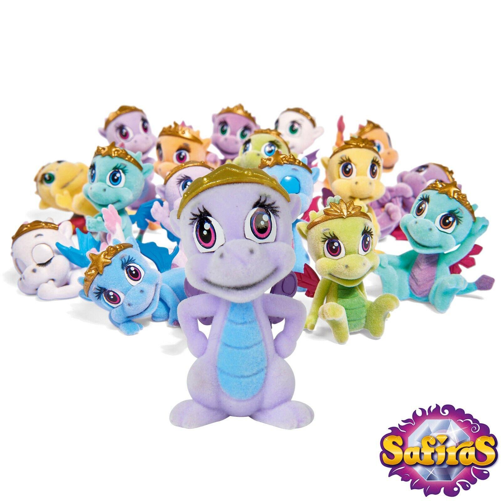 im Ei Sammelfigur Safira Drache Simba Nr.9 SAFIRAS IV Baby Princess 1 x ALMA