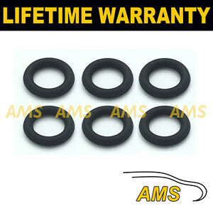 FOR-MERCEDES-3-0-DIESEL-INJECTOR-LEAK-OFF-ORING-SEAL-SET-6-VITON-RUBBER-UPGRADE