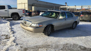 2006 Lincoln Town Car Designer V8 4.6L Good condition