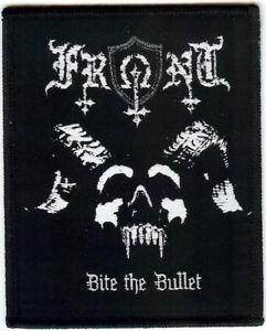 Front-Bite-The-Bullet-Patch-Urn-Evil-Angel-Neutron-Hammer-Black-Death-Thrash