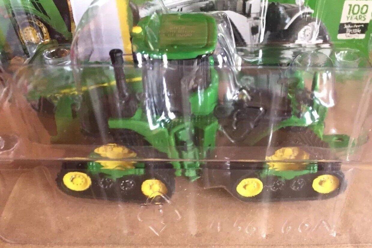 2018 John Deere Farm Show Edition 9620RX vert   Chase  Edition 1 64 Neuf dans sa boîte  pas cher