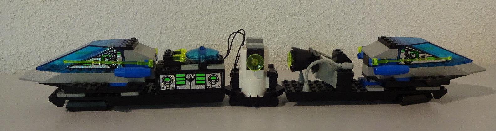 (G11) Lego 6399 6990 6691 Mongoldtaia Mongoldtaia Mongoldtaia Aeroporto Shuttle 9 Volt Selezione solo il 5e7e9c