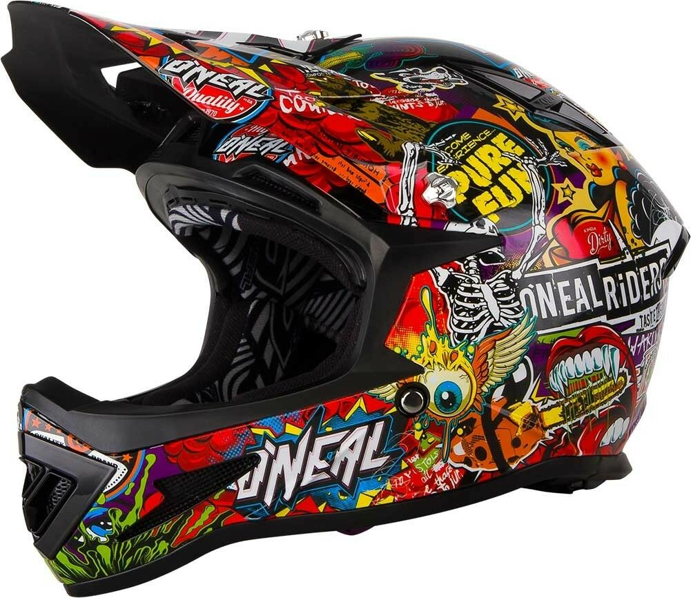 2019 O'Neal Adult Warp Crank  Bicycle Full Face Helmet Mountain Bike MTB  are doing discount activities