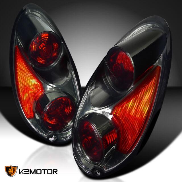 2001 2005 Chrysler Pt Cruiser Smoke Tail Brake Lights Lamps