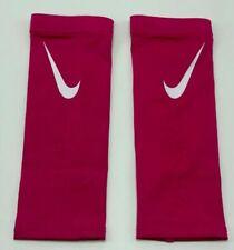 2-pk Nike Unisex Black Vented Neoprene Medium Dri-Fit Sleeve II Black FAST F7